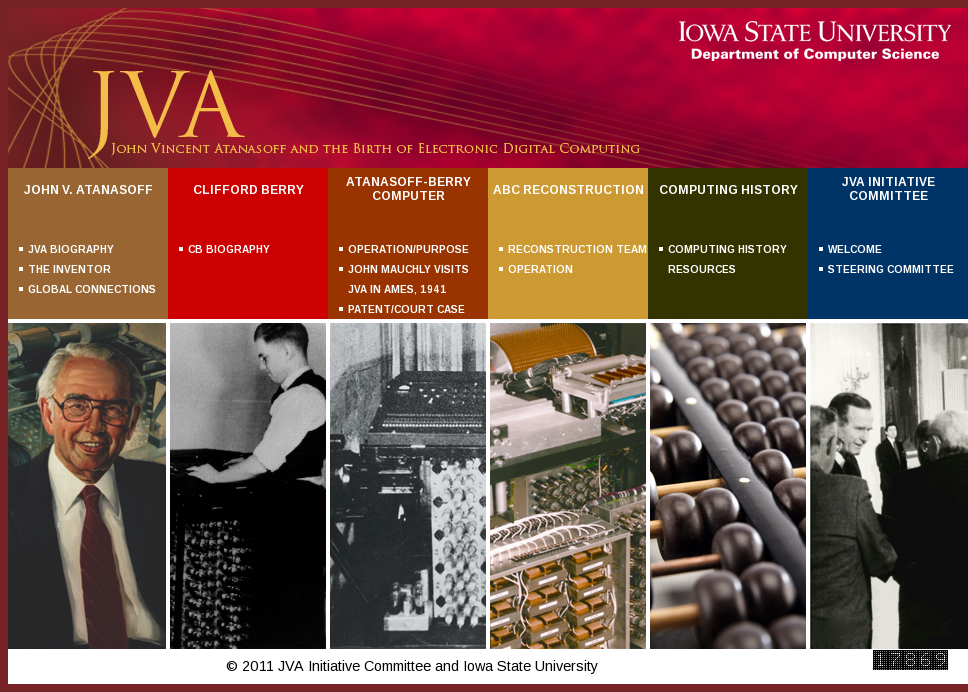 an analysis of electronic computer invented by john vincent atanasoff John vincent atanasoff (october 4, 1903 – june 15, 1995) was an american physicist and inventor, best known for inventing the first electronic digital computer atanasoff invented the first electronic digital computer in the 1930s at iowa state college.