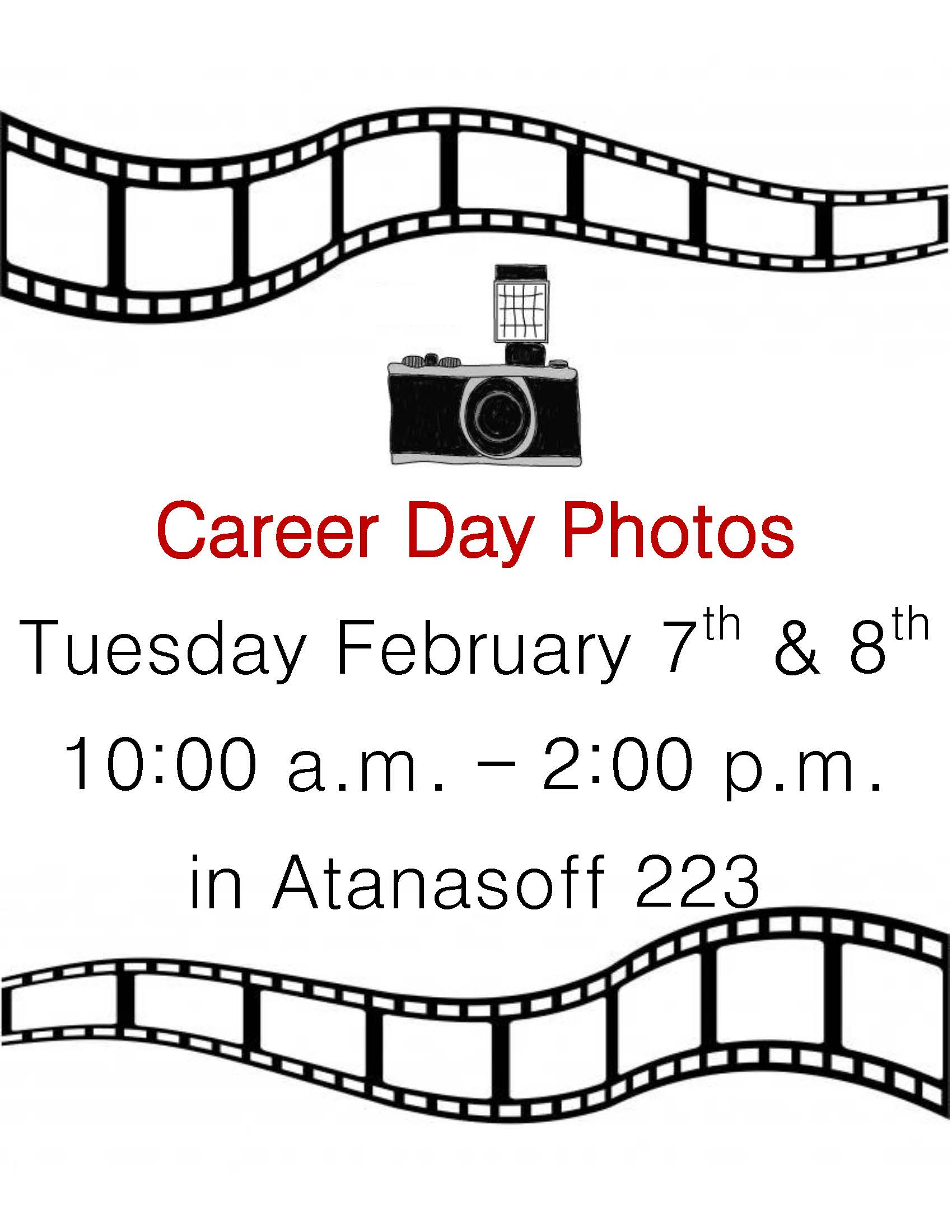 Career Day Photos Tuesday, February 7th and 8th