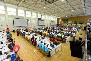Photo of 2012 ICPC Competition