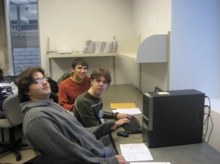 ISU's ACM team