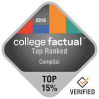2019 college factual top ranked compsci top 15%