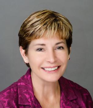 Maria Thompson headshot