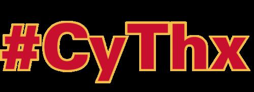 #CyThx logo