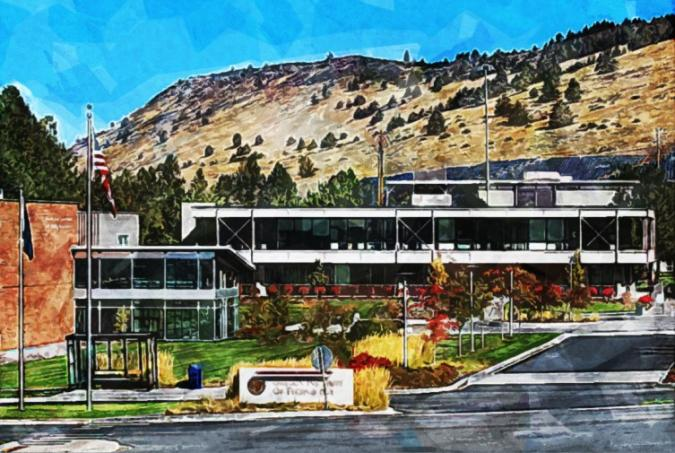 Oregon Institute of Technology photo