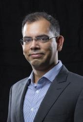 Hridesh Rajan Headshot