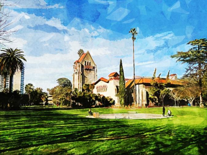 San Jose State University photo