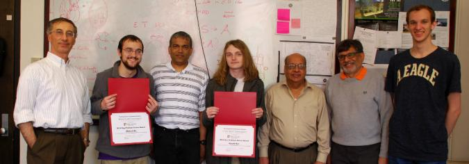 Photo of 2014 Top Problem Solver Award winners