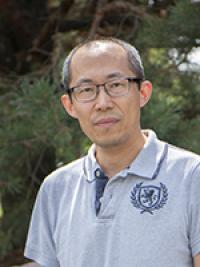 Jin Tian portrait