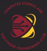 computer science & software Engineering Club Logo