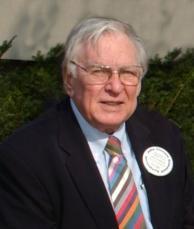 CS Founding Dept Chair,  Robert Stewart