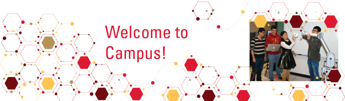 Welcome to Campus banner