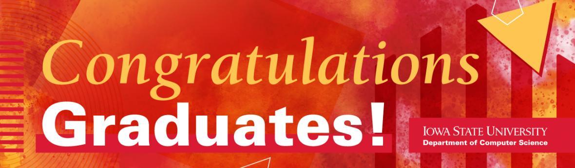 Congratulations Gradates!