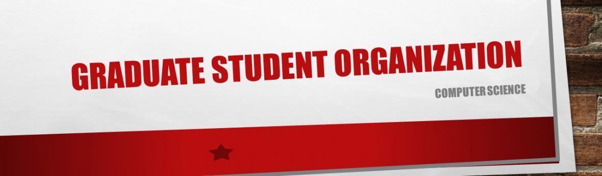 Computer Science Graduate Student Organization