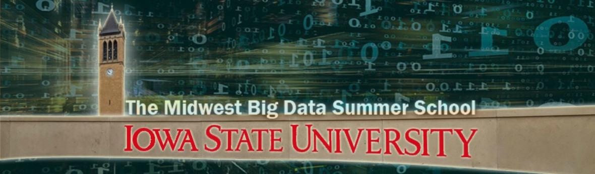Midwest Big Data Summer School for Early Career Researchers